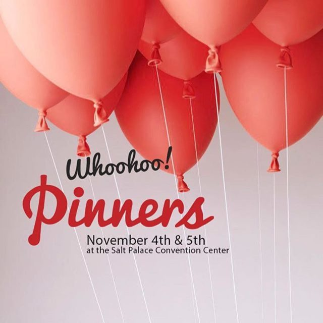 I am so excited to attend pinnersconf this weekend andhellip